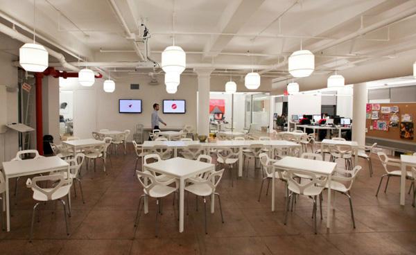 Mẫu thiết kế văn phòng dành cho công ty trẻ, mới thành lập