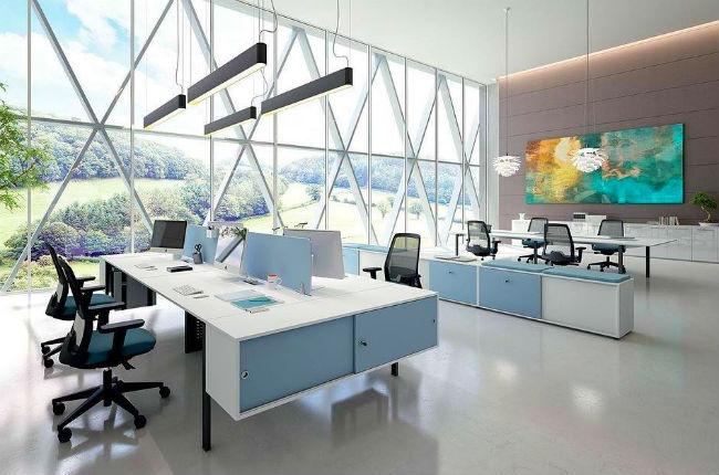 Những dự án thiết kế nội thất văn phòng đã thực hiện
