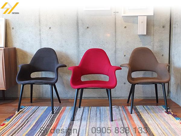 Ghế mềm hữu cơ cũng rất độc đáo và tuyệt vời