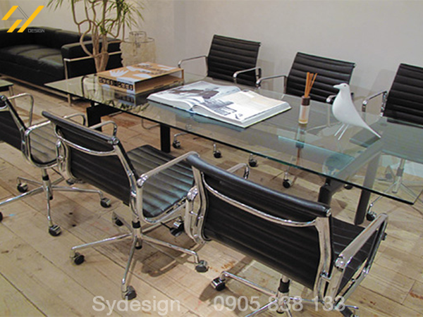 Tư vấn dịch vụ thiết kế nội thất văn phòng