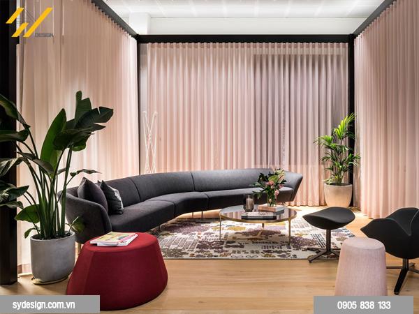 Thiết kế nội thất về tái tạo không gian