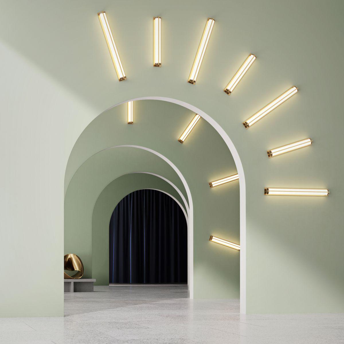 Ánh sáng trong thiết kế văn phòng