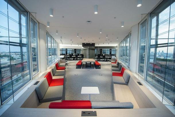 Bain&company văn phòng top1 thế giới
