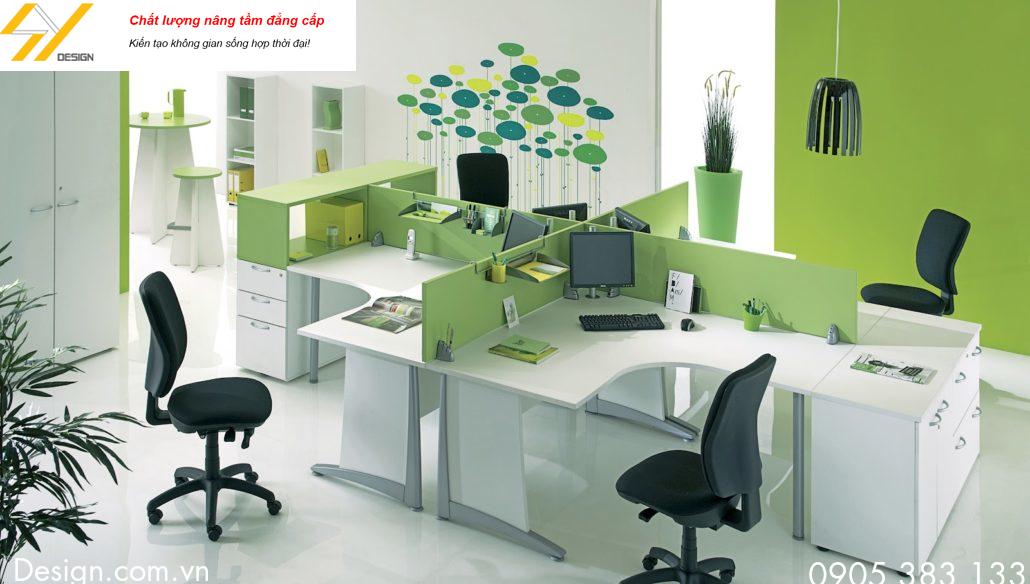 Những điều cần lưu ý khi thiết kế văn phòng làm việc
