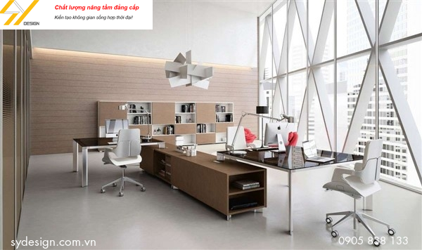 Thiết kế văn phòng giá cả hợp lí là như thế nào?