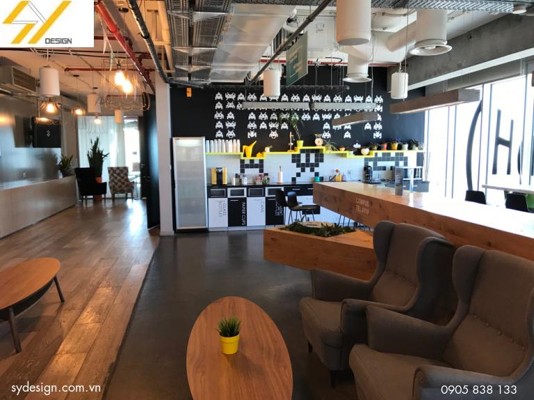 Không cần thiết phải thuê thiết kế nội thất văn phòng