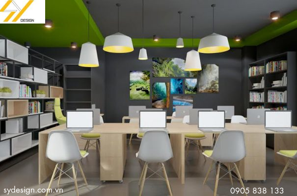 Mê mẩn với vẻ đẹp của các văn phòng sáng tạo nhất thế giới