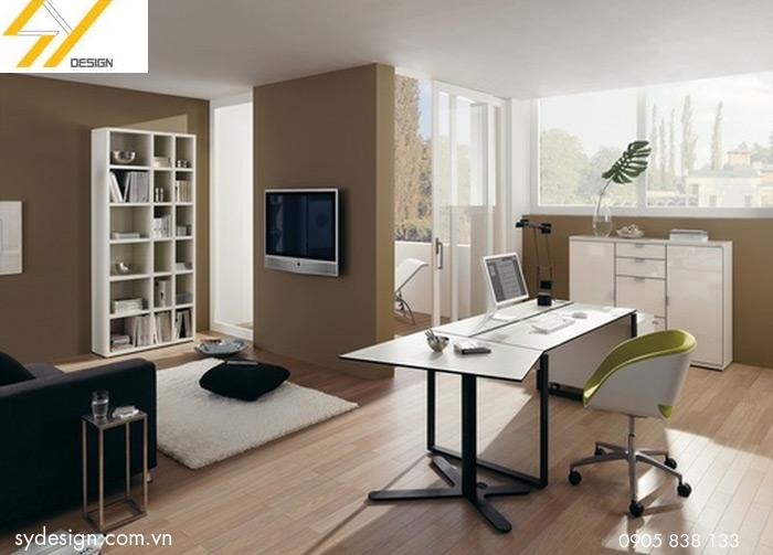 Khi chọn công ty thiết kế thi công nội thất văn phòng