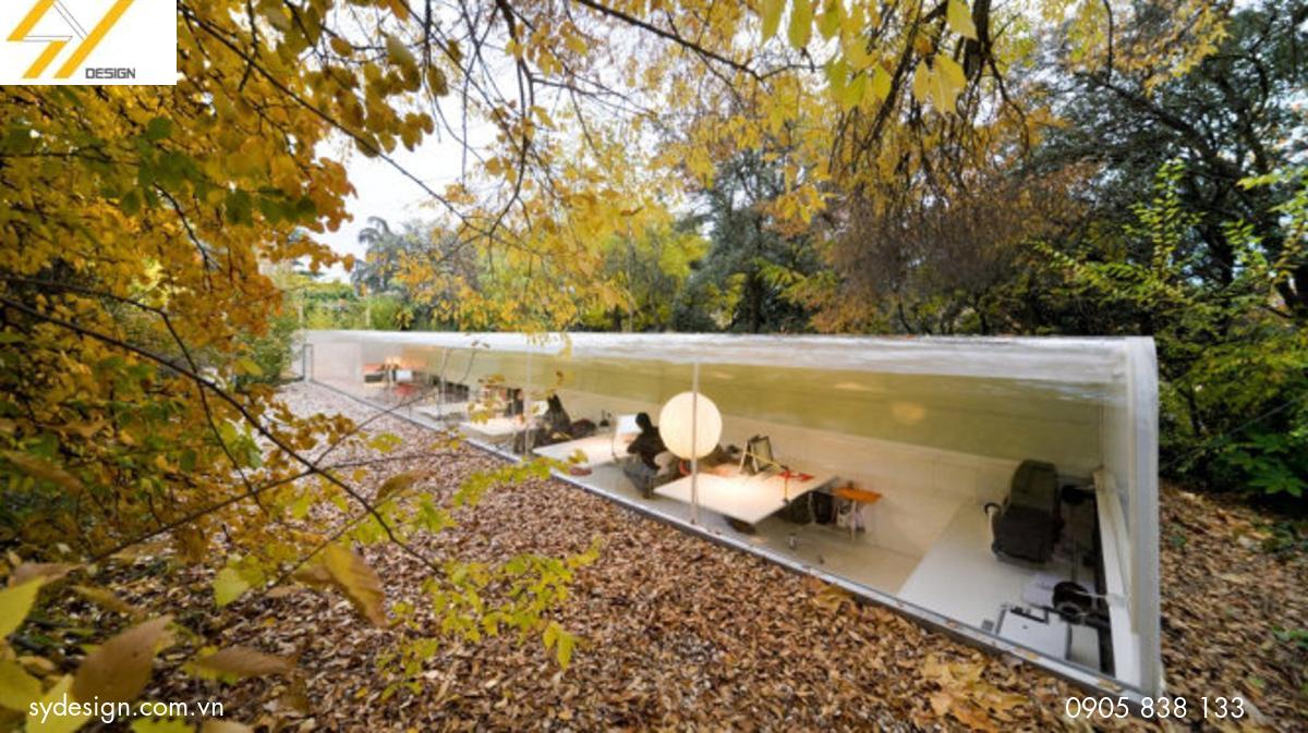 Kiến trúc Selgas Cano ở Madrid