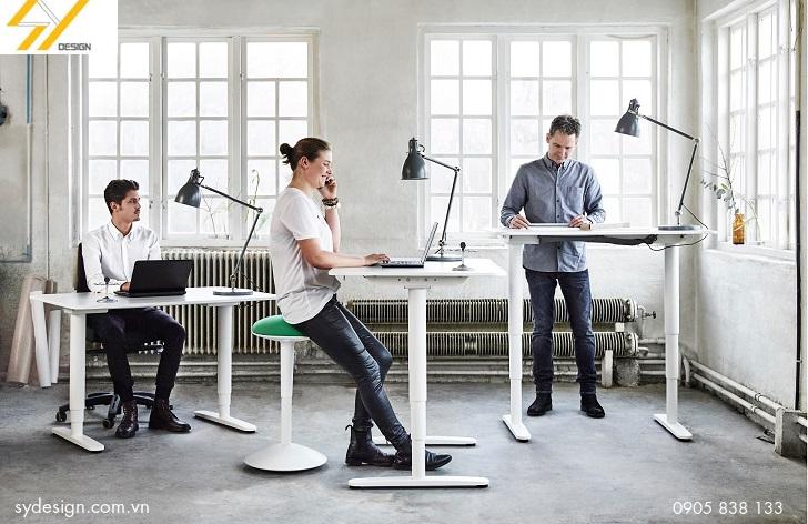 Xu hướng làm việc mới trong văn phòng hiện đại
