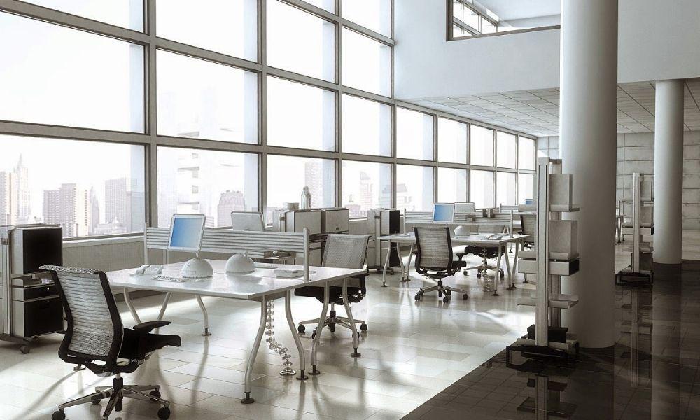Quy luật trong thiết kế nội thất văn phòng 3