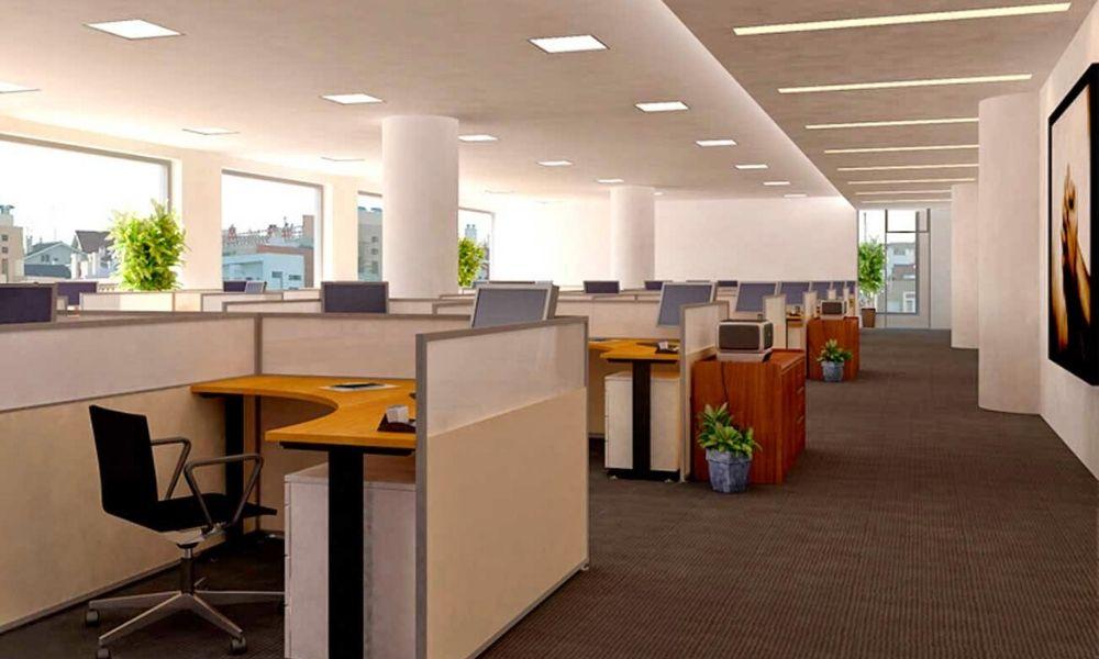 quy luật trong thiết kế nội thất văn phòng 1