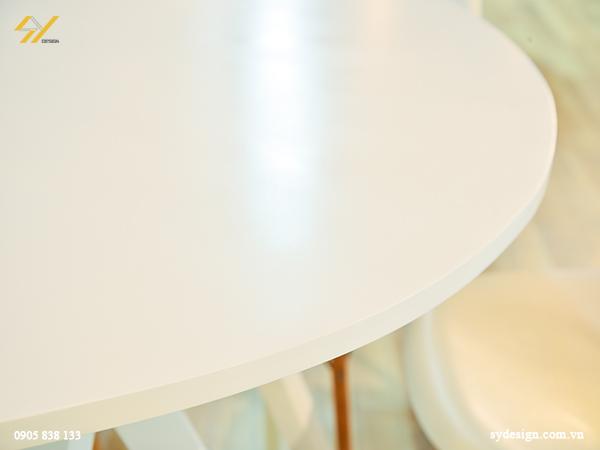 Các vật liệu bề mặt - Vật liệu phổ biến trong thi công nội thất văn phòng