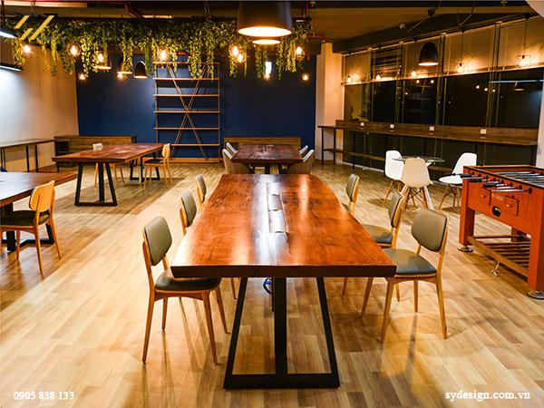 Các loại gỗ tự nhiên được sử dụng phổ biến trong thi công văn phòng