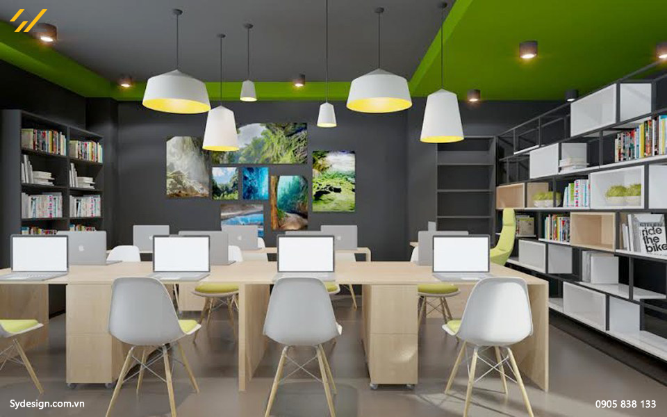 Thiết kế thi công nội thất văn phòng cần lưu ý chọn phong cách chủ đạo mà mình muốn trước.