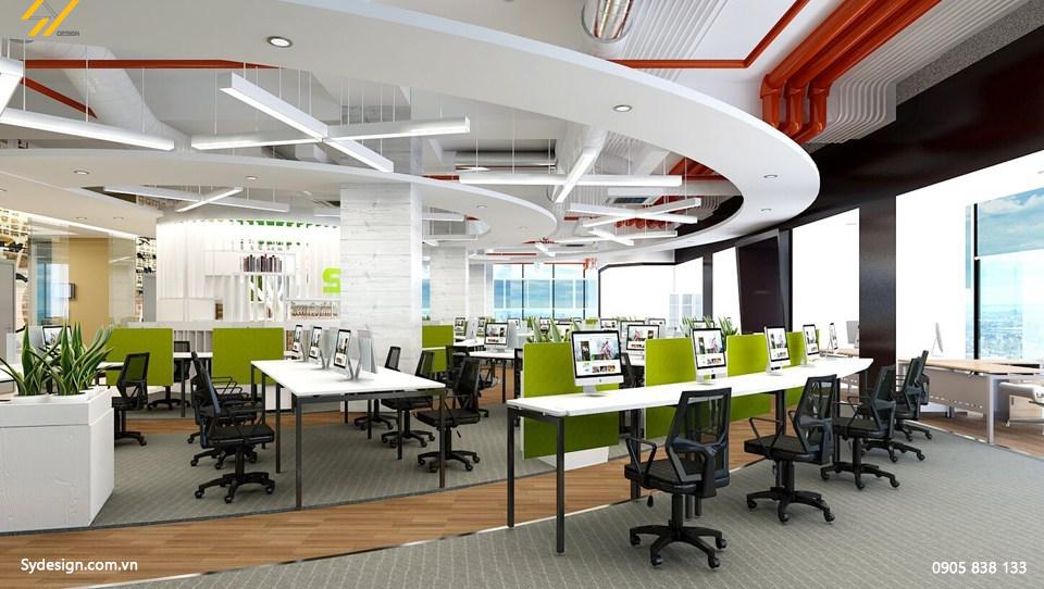 Xây dựng những không gian làm việc linh hoạt, phù hợp với sự thay đổi