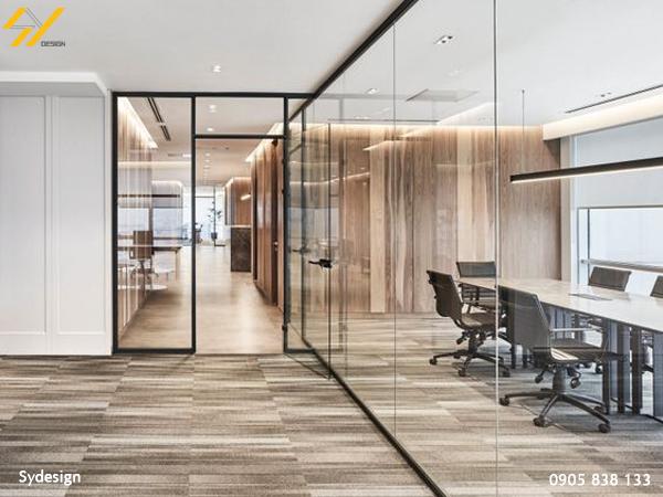 Một văn phòng đẹp sẽ tạo thêm năng lượng, mang đến cảm hứng làm việc cho các nhân viên