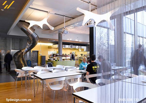 Nội thất bàn ghế làm việc cần có kích thước tỷ lệ cân xứng với diện tích từng khu vực văn phòng