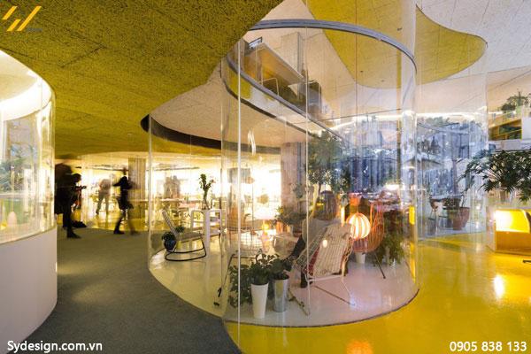 Ý tưởng sẽ quyết định hơn 80% thiết kế văn phòng ấy có tốt và hợp với môi trường làm việc của mình hay không.