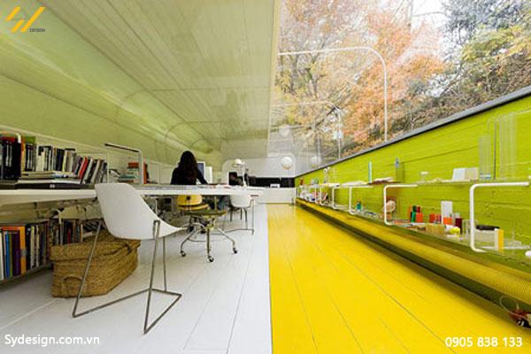 Văn phòng của SELGAS CANO ARCHITECTURE