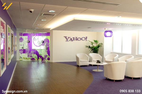 Văn phòng của YAHOO