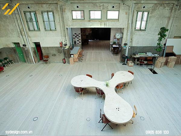 Văn phòng The Hub