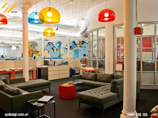 thiết kế nội thất văn phòng ở đâu chất lượng