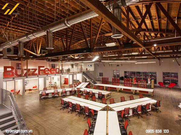 Văn phòng Buzzfeed