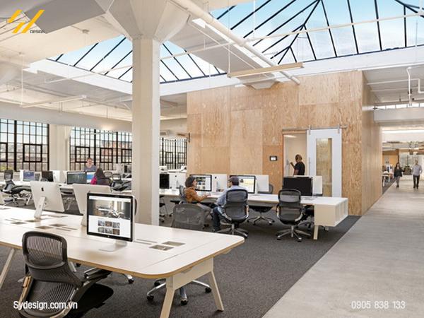 top 10 văn phòng đẹp nhất thế giới