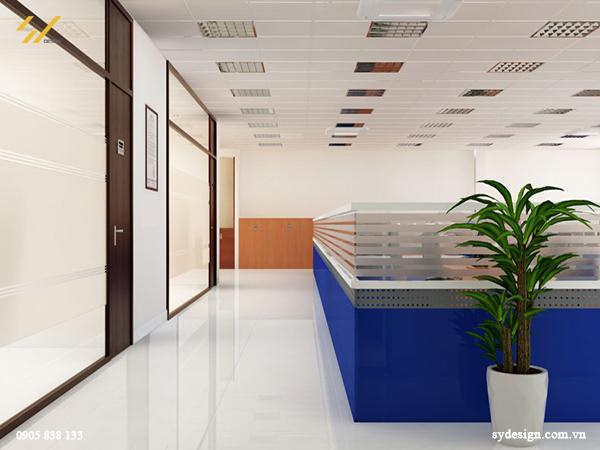 SY DESIGN tự hào là thương hiệu thiết kế nội thất văn phòng chuyên nghiệp tại Việt Nam