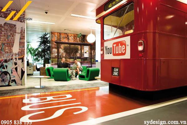 Văn phòng youtube