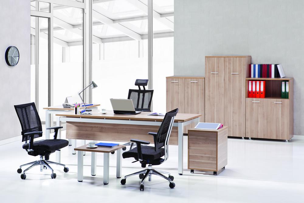Cafe văn phòng có kết cấu phòng họp