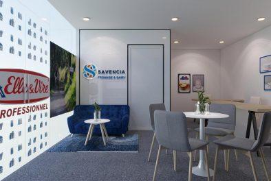 savencia center point