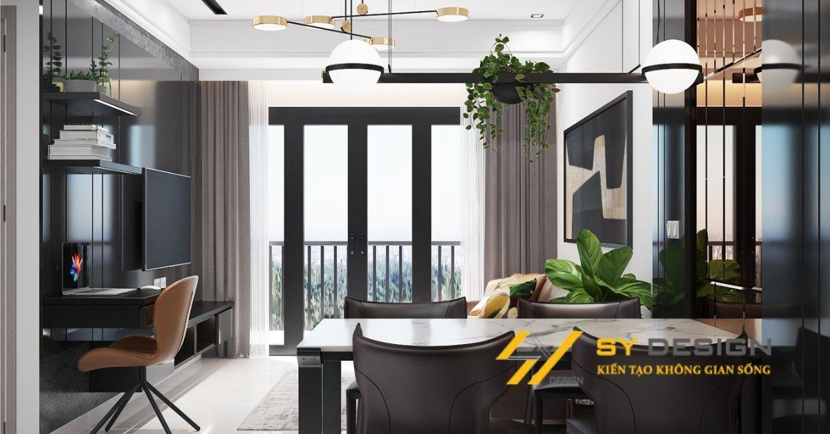 thiết kế và thi công chung cư safira khang điền quận 9 hcm
